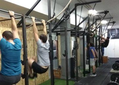 Gimnasio con CrossFit en Madrid y Barrio del Pilar. Anteus