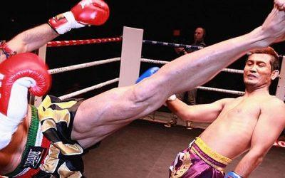 Todo lo que siempre has querido saber sobre el Muay Thai