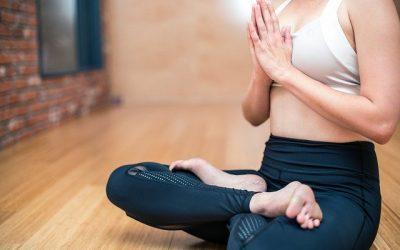 Nuevo❗️ Clases de Yoga en Gimnasio Anteus